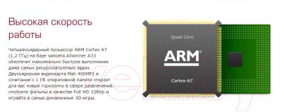 Планшет Prestigio MultiPad Wize 3017 4GB (PMT3017_WI_B_BK)