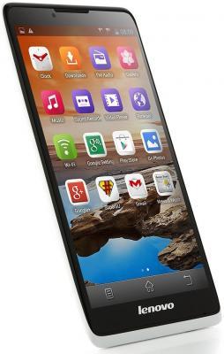 Мобильный телефон Lenovo A889 (белый)