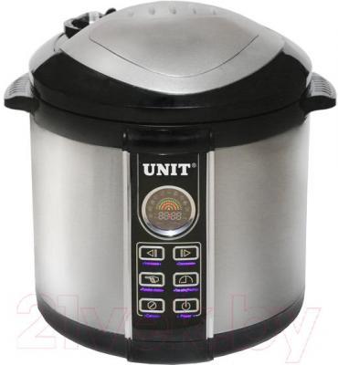 Мультиварка-скороварка Unit USP-1010D - общий вид