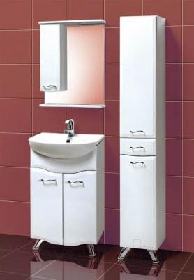 Шкаф-пенал для ванной Акваль Грант (В1.1.41.2.9.2) - в интерьере