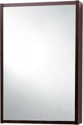 Шкаф с зеркалом для ванной Акваль Карина 47 (ЕК.04.47.00.L)
