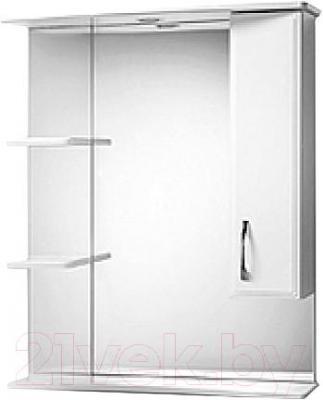 Зеркало для ванной Акваль Эмили 75 (AL.04.75.02.R) - общий вид