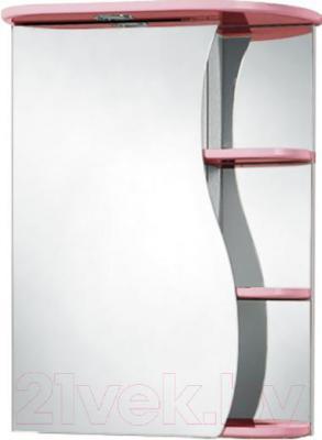 Шкаф с зеркалом для ванной Акваль Милана 50 (AM.04.50.01.L)