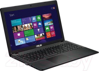 Ноутбук Asus X552LDV-SX861D - вполоборота