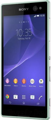 Смартфон Sony Xperia C3 / D2533 (мята)