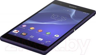 Смартфон Sony Xperia T2 Ultra Dual / D5322 (фиолетовый)