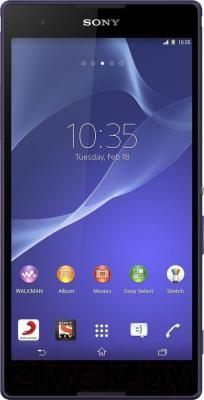 Смартфон Sony Xperia T2 Ultra / D5303 (фиолетовый)