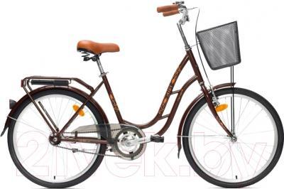 Велосипед Aist 24-210 (коричневый)
