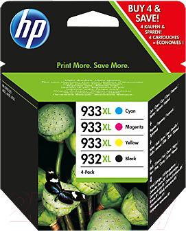 Комплект картриджей HP C2P42AE