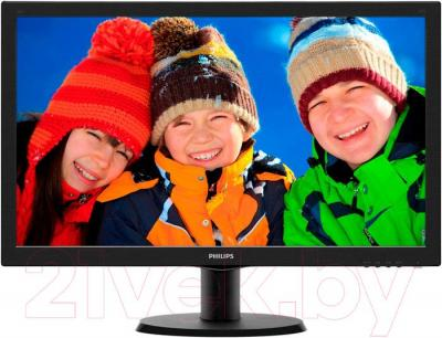 Монитор Philips 203V5LSB26/62 - общий вид