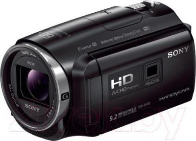 Видеокамера Sony HDR-PJ620B - общий вид