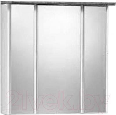 Шкаф с зеркалом для ванной Акваль Элиза 70 (AE.04.71.00.N)