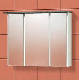 Шкаф с зеркалом для ванной Акваль Элиза 85 (AE.04.85.00.N)