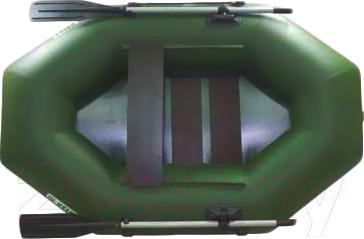 Надувная лодка Велес 01/205S - вид сверху