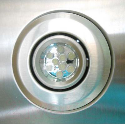 Вытяжка декоративная Shindo ESPERIA sensor 60 SS/BG 3ETC - освещение