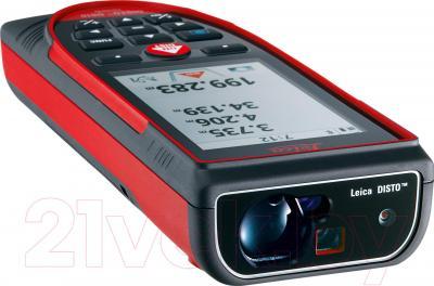 Дальномер лазерный Leica Disto D810 - вид сбоку