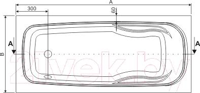 Ванна акриловая Sanplast WP/EKOPLUS 70x150
