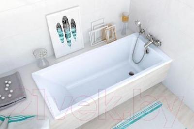 Ванна акриловая Cersanit Balinea 170x70 - в интерьере