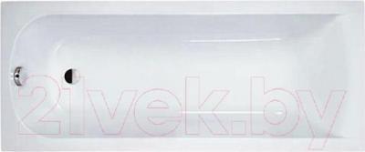 Ванна акриловая Sanplast WP/KABRO Wave 70x170 - общий вид
