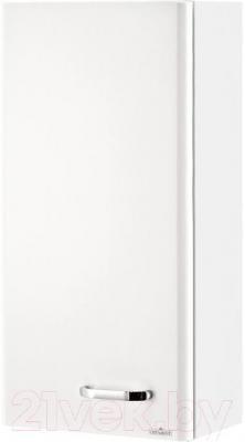 Шкаф-полупенал для ванной Cersanit Alpina (белый) - общий вид
