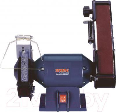Точильно-шлифовальный станок Stern Austria BG350SF+ - общий вид