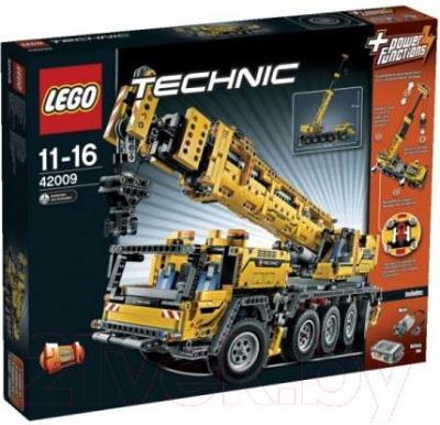 Конструктор Lego Technic Передвижной кран MK II 42009 - упаковка