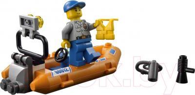 Конструктор Lego City Внедорожник и катер водолазов 60012 - общий вид