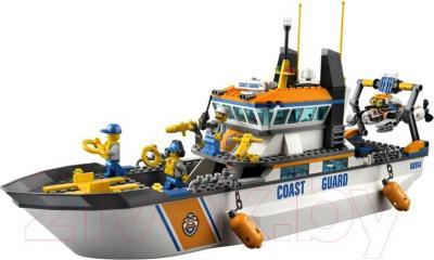 Конструктор Lego City Патруль береговой охраны 60014 - общий вид