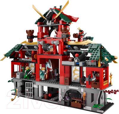 Конструктор Lego Ninjago Битва за Ниндзяго Сити 70728 - общий вид