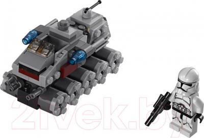 Конструктор Lego Star Wars Турбо танк клонов 75028 - общий вид