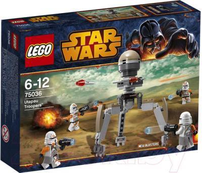Конструктор Lego Star Wars Воины Утапау 75036 - упаковка