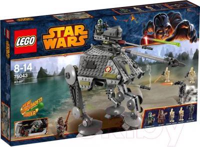 Конструктор Lego Star Wars Шагающий танк AT-AP 75043 - упаковка