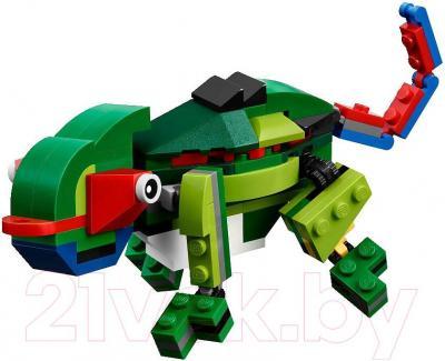 Конструктор Lego Creator Животные джунглей 31031 - общий вид