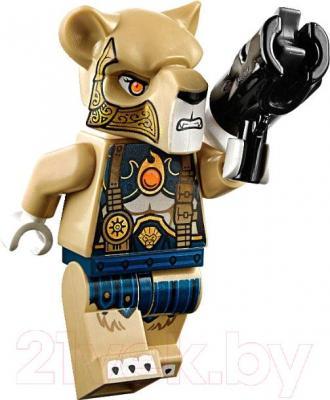 Конструктор Lego Chima Лагерь Клана Львов 70229 - общий вид