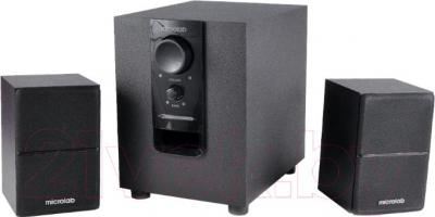 Мультимедиа акустика Microlab M-106 - общий вид