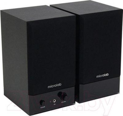 Мультимедиа акустика Microlab B 57 (черный) - общий вид