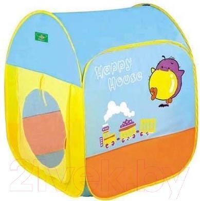 Детская игровая палатка Essa Веселый домик 8019 - общий вид