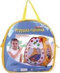 Детская игровая палатка Essa Радужная 8026 - упаковка (шарики в комплект не входят)