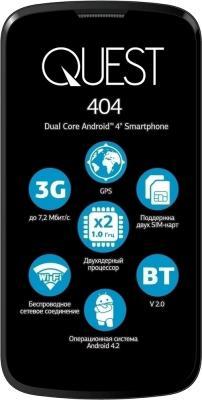 Мобильный телефон Qumo Quest 404