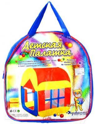 Детская игровая палатка Essa Мой домик 8072 - упаковка