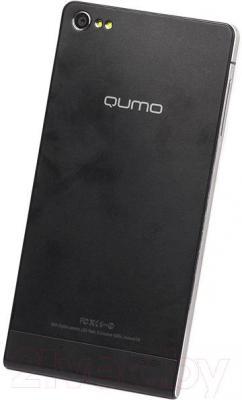 Смартфон Qumo Quest 601 - вид сзади