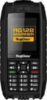 Мобильный телефон RugGear RG128 Mariner Plus (черный) -