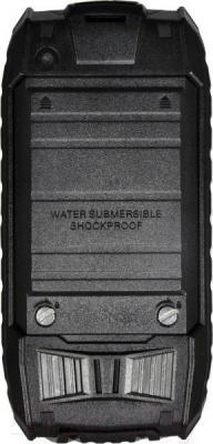 Мобильный телефон RugGear RG128 Mariner Plus (черный)