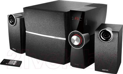 Мультимедиа акустика Edifier C2X (черный) - общий вид