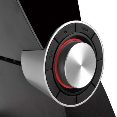 Мультимедиа акустика Edifier C2X (черный) - поворотный регулятор