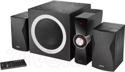 Мультимедиа акустика Edifier C3X (черный) - общий вид