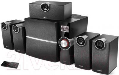 Мультимедиа акустика Edifier C6XD (черный) - общий вид