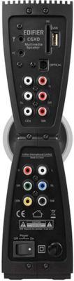 Мультимедиа акустика Edifier C6XD (черный) - интерфейсы