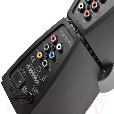 Мультимедиа акустика Edifier C6XD (черный) - детальное изображение