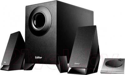Мультимедиа акустика Edifier M1360 (черный) - общий вид